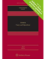 Torts: Cases and Questions [Connected Casebook] (Aspen Casebook)