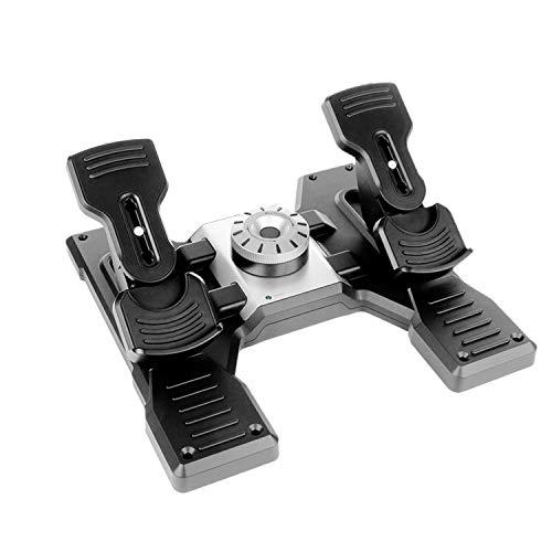 Logitech Pro Flight Rudder Pedals - Pedales