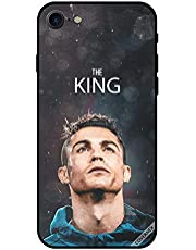 Case For iPhone 8 - Ronaldo The King