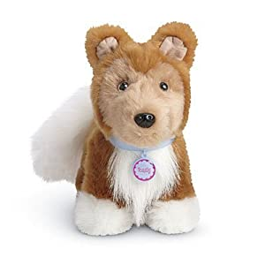 "Amazon.com: American Girl Toasty Pet Set MyAG 6"" Puppy Dog"