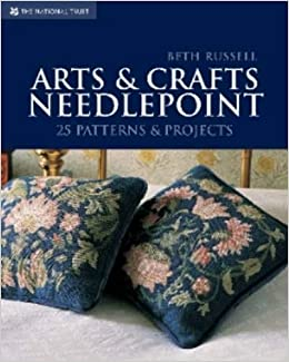 Arts Crafts Needlepoint 25 Needlepoint Projects Russell Beth 9781905400430 Amazon Com Books