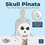 Day of the Dead Skull Pinata for Halloween