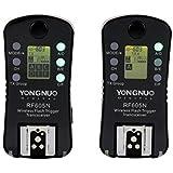 YONGNUO RF-605 N3 Flash Trigger/Wireless Remote Shutter Release Transceiver Kit for Nikon DSLR D750 D3100 D3200 D5300 D7200 D90 D5000 D7000 D7100 D5100 D600