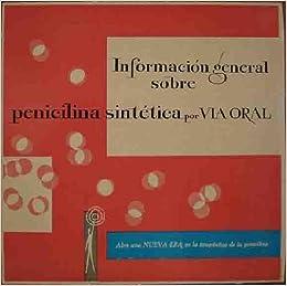 Disco Vinilo - Old vinyl .- INFORMACION GENERAL SOBRE PENICILINA SINTETICA por Via Oral. BENDRALAN