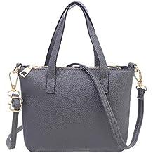 Handbag On Sale,Clearance!AgrinTol Women Fashion Handbag Shoulder Bag Tote Ladies Purse