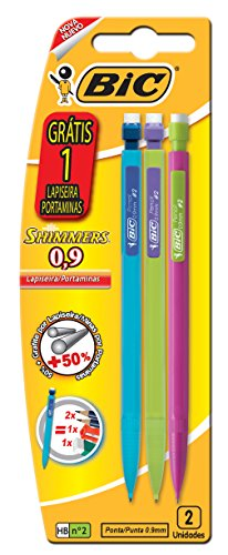 Lapiseira Shimmers BIC 891947 pacote