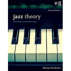 Jazz Theory: From Basic to Advanced Study, 2nd Edition from Routledge