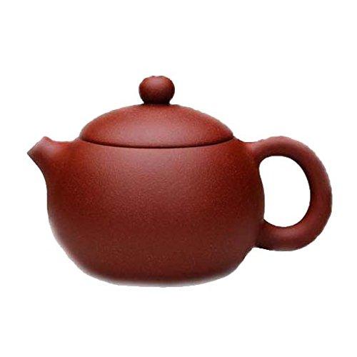 Ufingo-Chinese Yixing Handmade Zisha Purple Clay Teapots-Xishi-Qingshuini-160cc
