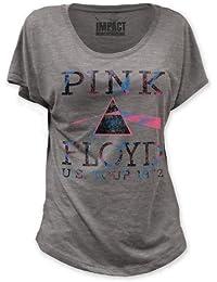 Pink Floyd U.S. Tour 1972 ladies dolman shirt