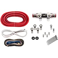 4 Gauge Complete OFC Amp Installation 4GA Elite Amplifier Wire kit