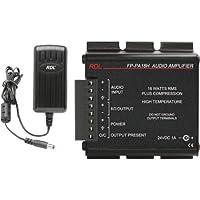 RDL FP-PA18H 18 W Mono Hi-Temp Audio Amplifier