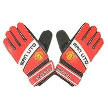Manchester United Boys Goalkeeper Gloves