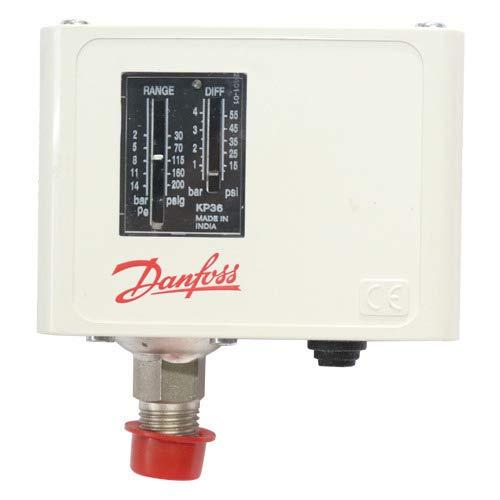 Danfoss KP 35 Pressure Switch Price & Reviews