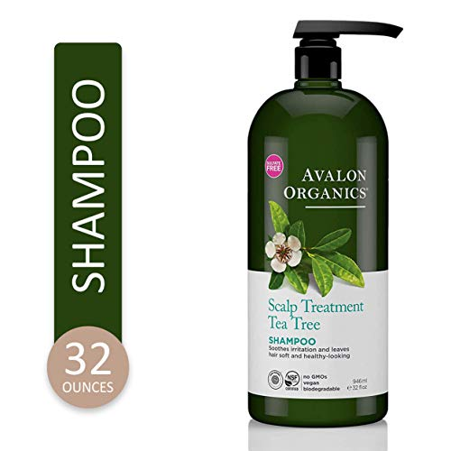 Avalon Organics Scalp Treatment