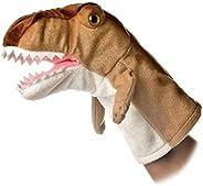 """Aurora World Hand Puppet Plush T Rex Dinosaur, 10"""" -"""