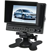 LILLIPUT 569GL-NP/HO/Y 5 HD LCD Field Monitor + HDMI IN/OUT Vedio IN/OUT by Camgeeker