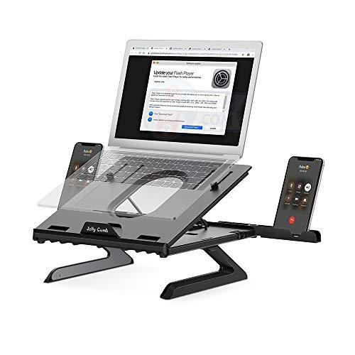 Laptop Stand Ergonomic, Jelly Comb Multi-Angle