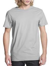 "<span class=""a-offscreen"">[Sponsored]</span>Mens Premium Fitted Short-Sleeve Crew T-Shirt"