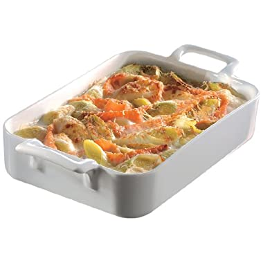 Revol Belle Cuisine Collection 7-1/2-Inch Rectangular Roasting Dish
