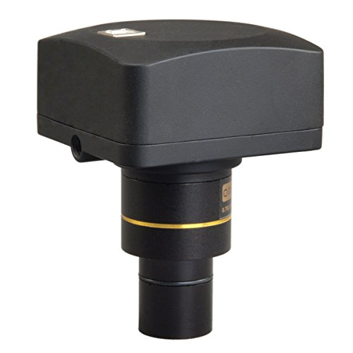 OMAX 1.4MP CCD Digital Camera for Microscope Compatible with Windows/Mac/Linux