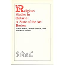 Religious Studies in Ontario: A State-of-the-Art Review