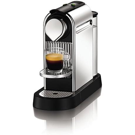 Nespresso Citiz C111 Espresso Maker Chrome