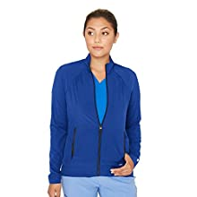 BARCO One 5405 Women's Endure 360 Spandex Stretch Jacket Cobalt XS