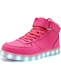 aaa4c463a770b Amazon.com: Pink - Fashion Sneakers / Shoes: Clothing, Shoes & Jewelry