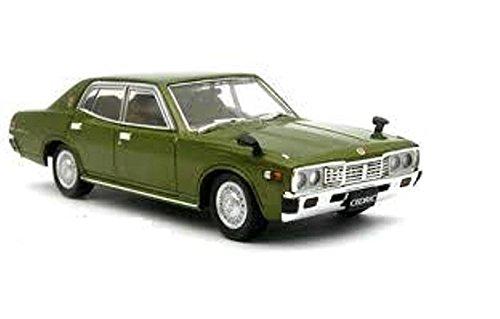 1/43 日産 セドリック 330 2000GL-E 1977後期型(グリーンメタリック) 0074138