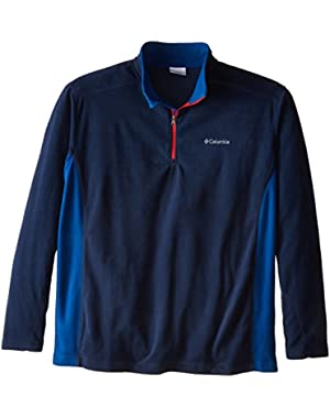 Men's Big Klamath Range II Quarter-Zip Shirt