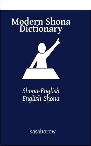Download e-book Shona-English Name Dictionary