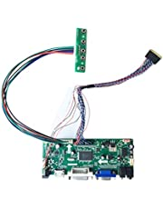 NT68676 LVDS HDMI DVI VGA Input LCD Controller Inverter Board Kit for B156XW02 V.6 LED Panel 1366x768