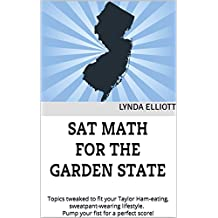 SAT Math for the Garden State: Topics tweaked to fit your Taylor Ham-eating, sweatpant-wearing lifestyle. Pump your fist for a perfect score!