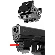 TRINITY Red Sight For Glock Model 17 9mm, Class IIIa 635nM Less Than 5mW