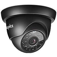 Sannce 720P 24PCS IR-LEDs 3.6mm lens with IR Cut CCTV Camera Home Security Day/Night Waterproof Camera- 658ft(20m) IR Distance