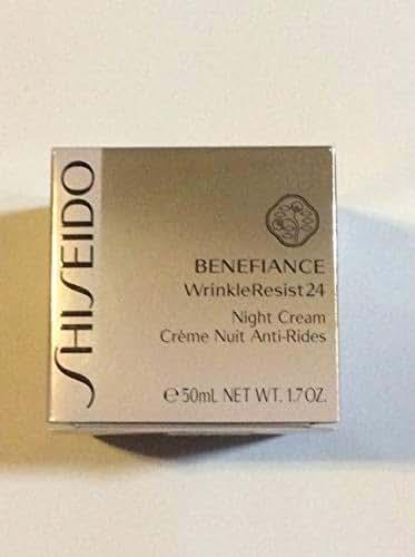 Shiseido Benefiance WrinkleResist24 Night Cream 50ml