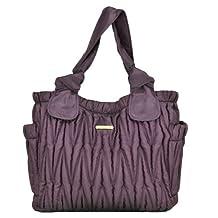 Timi & Leslie Marie Antoinette Diaper Bag, Amethyst