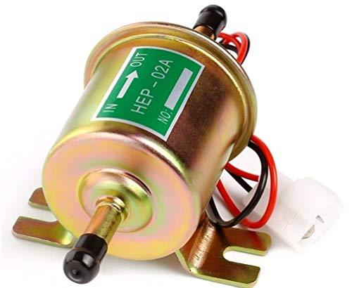 Inline Fuel Pump 12v