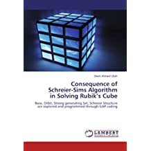 Consequence of  Schreier-Sims Algorithm  in Solving Rubik's Cube: Base, Orbit, Strong generating Set, Schreier Structure are explored and programmed through GAP coding