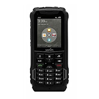 Sonim XP5 XP5700 | 4G LTE | Military Grade | Rugged PTT Feature Phone | 4GB, 1GB RAM | (Black) - AT&T Unlocked