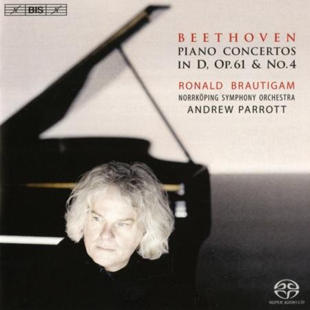 BEETHOVEN / BRAUTIGAM / NORRKOPING SYM ORCH