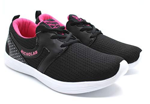 Nicholas 501 Womens Running Sports Shoes