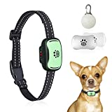 Premium Bark Collars - Small Dog Bark Collar with Beep and Vibrate, Humane No Shock Anti Bark Collars for Small, Medium Dogs - Pet Training Collar