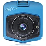 Dash Cam, ElecStack Full HD 1080P Dash Camera, 160 Wide Angle Car Cam Vehicle Videos Recorder with Night Vision, WDR, Loop Recording