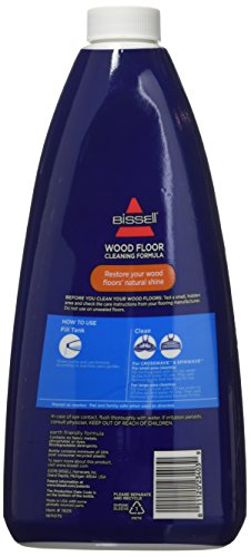Bissell Crosswave, Combo 3 Pack Multi-Surface, Wood Floor & Area Rug Formula, 96 Fl Oz