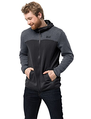 Jack Wolfskin Elk Hooded Jacket Men