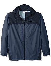Men's Big & Tall Glennaker Lake Packable Rain Jacket
