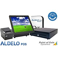 All in One Restaurant Point of Sale Solution Featuring Aldelo POS Professional - Bronze