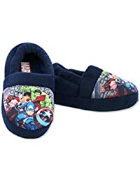 Avengers Toddler Boys Plush Aline Slippers