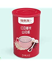 Fudonghai Red Bean Glutinous Rice Yam Powder Meal Replacement Powder 500G Canned
